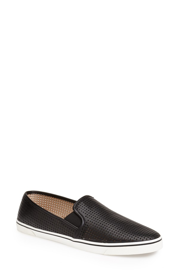 DV by Dolce Vita 'Gibsin' Perforated Slip-On Sneaker