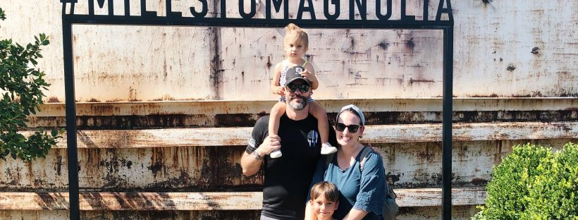 Visiting the Magnolia Silos in Waco, TX