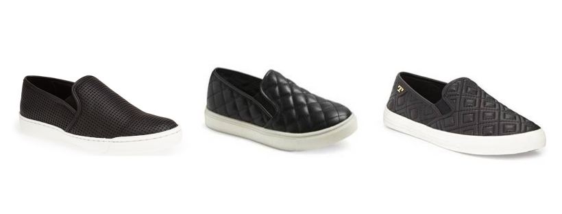 e12412fcbe CH2T Covets  Slip-on Sneakers Galore