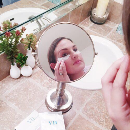 Tried & True Beauty: VIIcode Oxygen Eye Mask