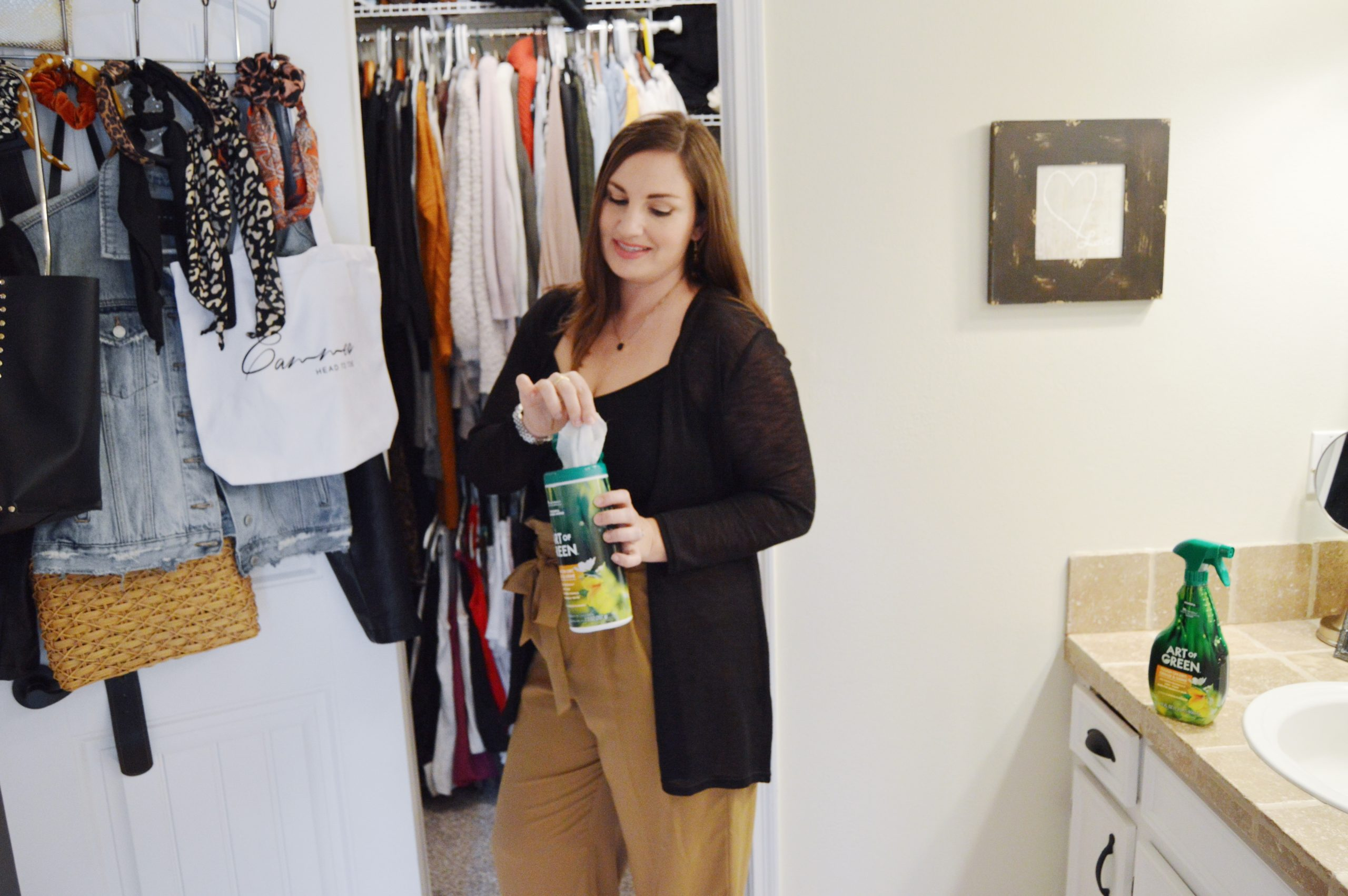 My Top 3 Tips for Cleaning Your Home & Wardrobe