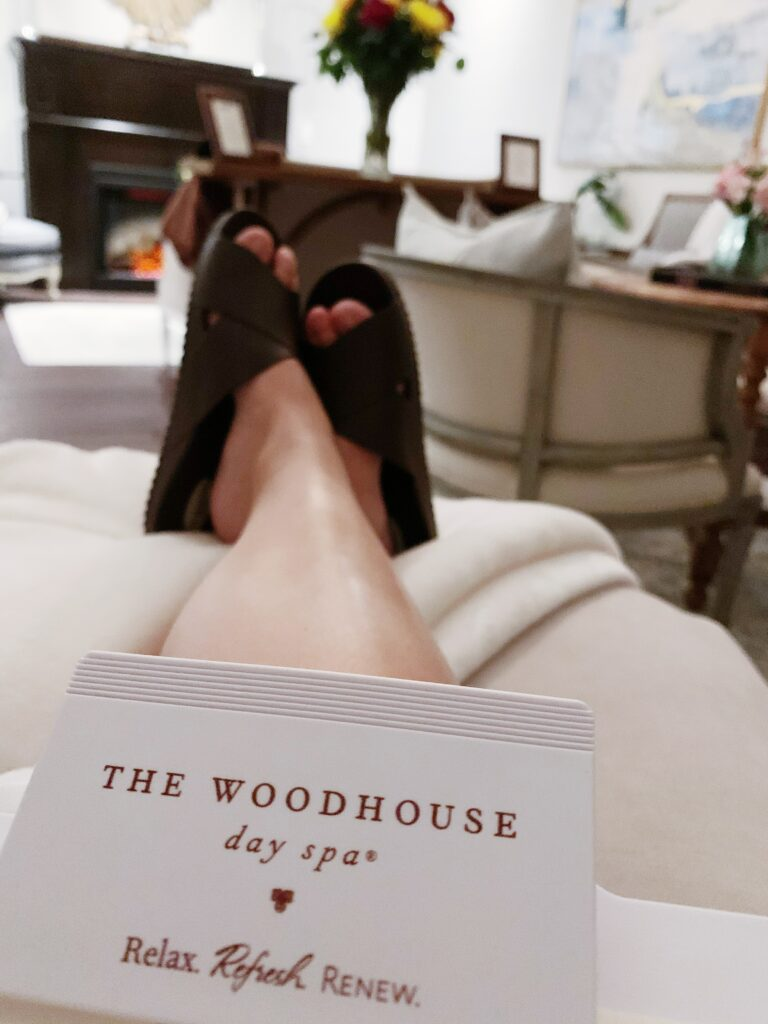 My Visit to The Woodhouse Day Spa
